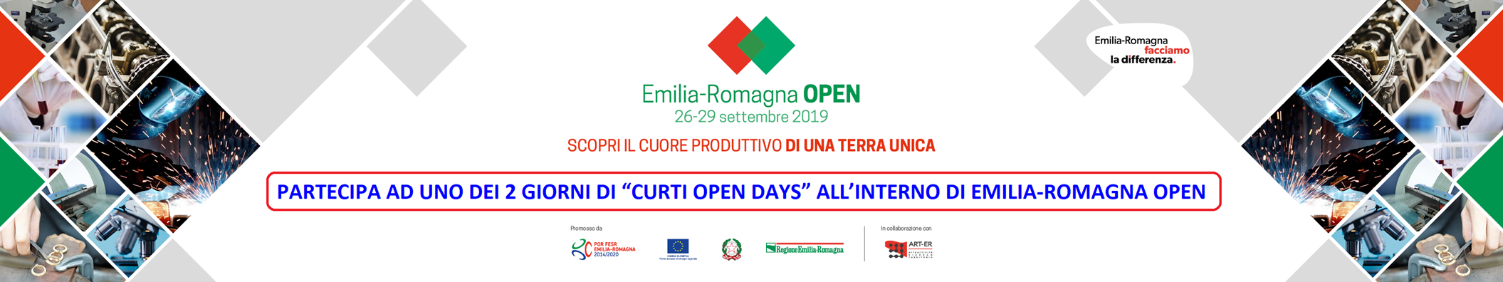 Curti Open Days